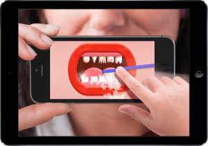 With Teeth App Screenshot