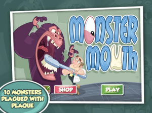 Monster Mouth App Screenshot